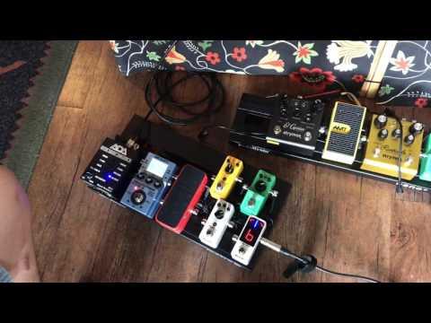 Acoustic Pedalboard Test, ADA gcs-2/원미사운드