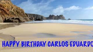 CarlosEduardo   Beaches Playas - Happy Birthday