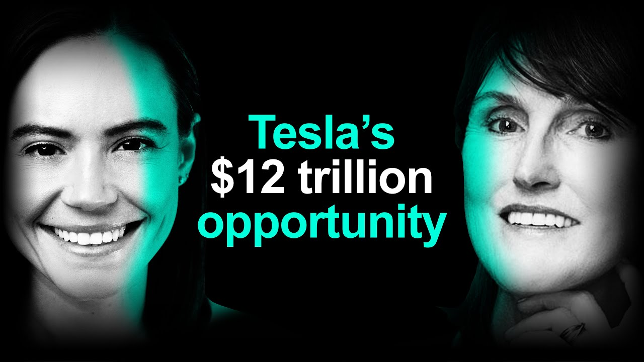 ARK Invest: Tesla's $12 Trillion Opportunity (new research)