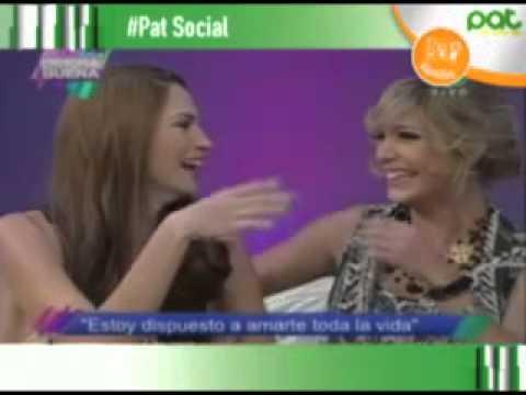 Pablo Le Pidió A Patricia Que Se Case Con El, En #EnHorabuena #PatSocial #PatFamilia