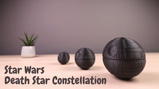 Bigger 3D Printed Death Star - Star Wars Squadrons