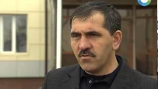 Евкуров: Граница между Ингушетией и Грузией «на замке»