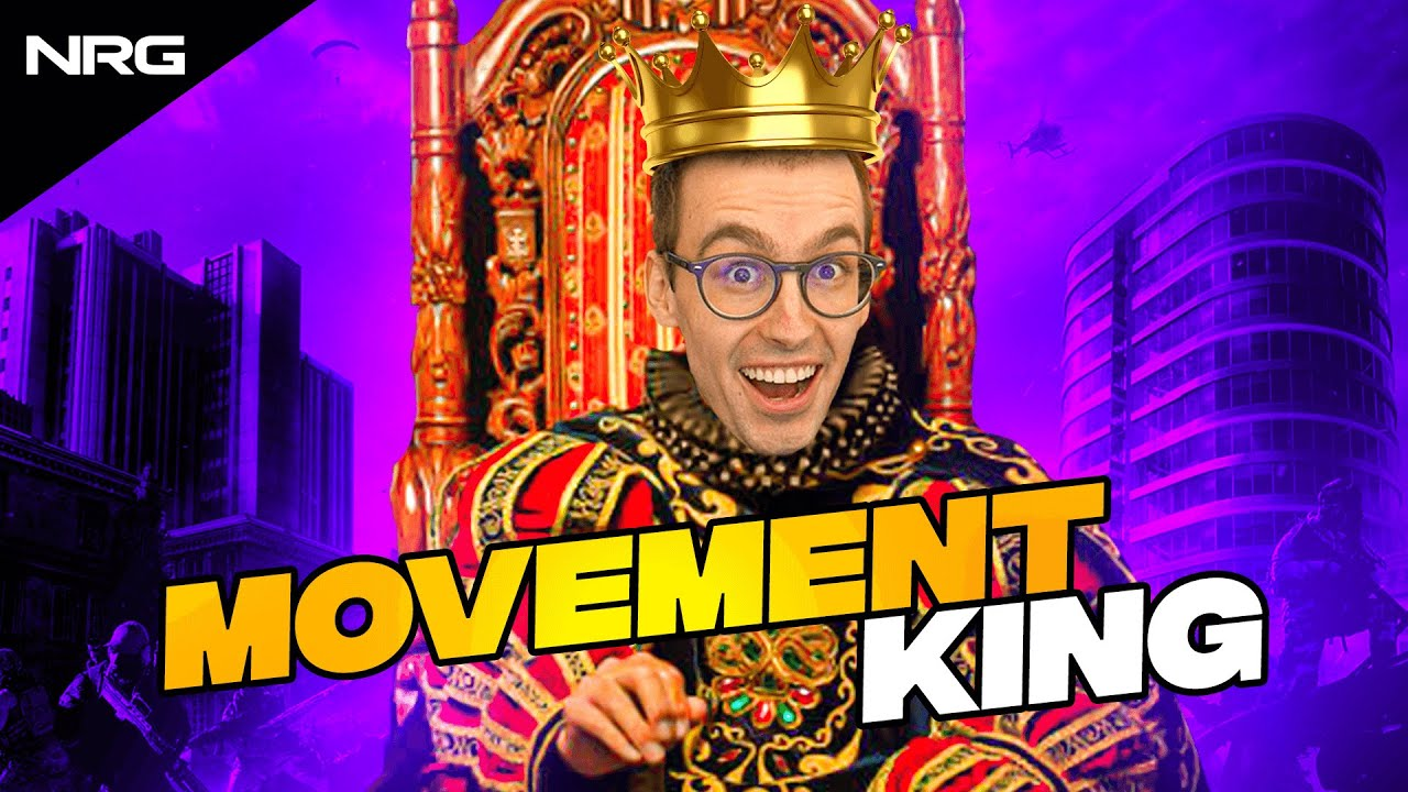The Warzone Movement King (Best of JoeWo)