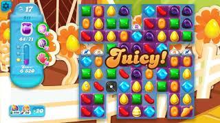 Candy Crush Soda Saga Level 911 ~ one color bomb