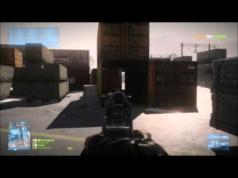 BF3  Beretta 93R Raffica  Gameplay