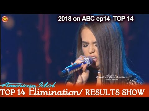 "Mara Justine sings  ""Love On the Brain"" To Impress Judges  American Idol 2018 Top 14 Results Show"