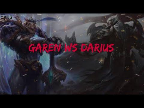 Darius İle Lane'de Nasıl Oynanır? | Eyks