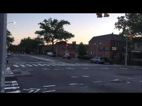 Timelapse - Main Street & Jewel Avenue (Kew Garden Hills, New York)
