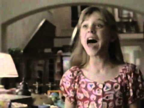 Young Kaley Cuoco Plays A Young Claire Danes 1994 Youtube