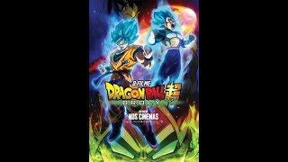 Dragon Ball Super Broly O Filme. Dublado e completo