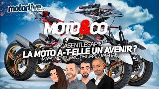 LA MOTO A-T-ELLE UN AVENIR ? MOTO&CO