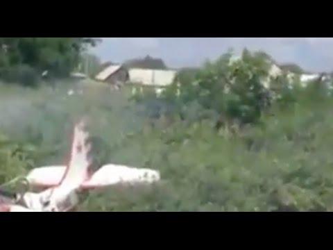 Экипаж упавшего в Самарской области самолета Як-52