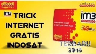 TRIK KODE FULL INTERNET GRATIS INDOSAT | FULL KODE