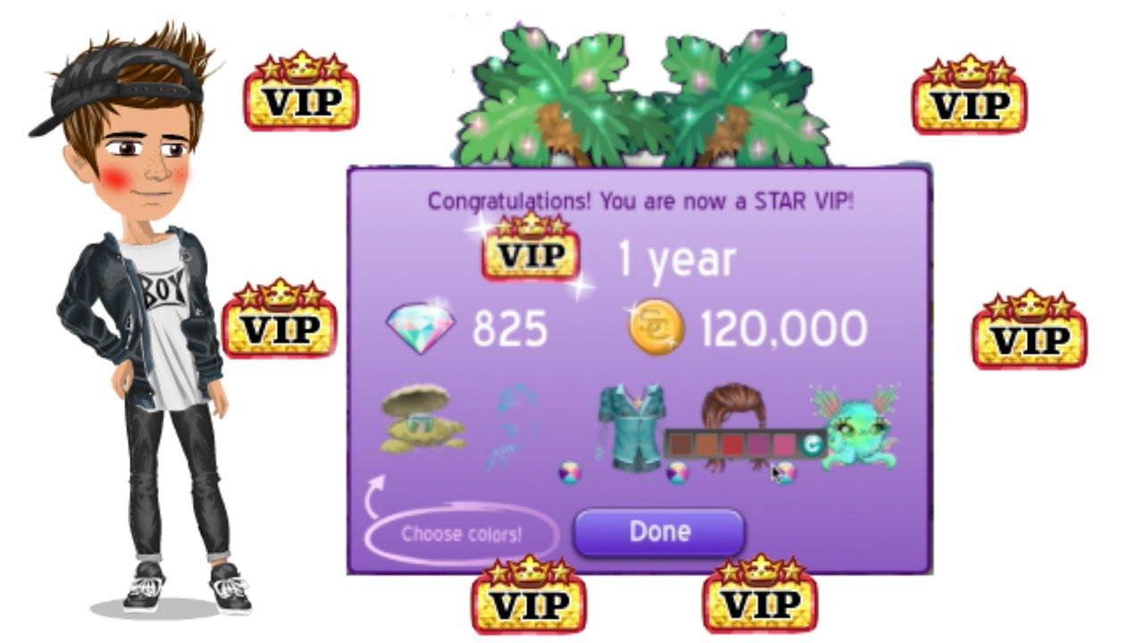 GETTING 1 YEAR STAR VIP :) | Doovi
