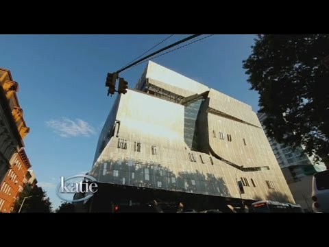 Cooper Union and Ivory Tower on the Katie Show