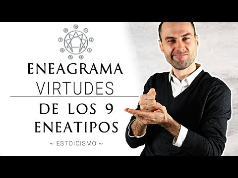 Virtudes Romanas Enea-Stoicas | Eneagrama y Estoicismo