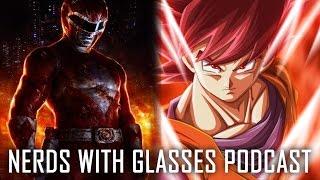 "NWG Podcast. Power Rangers ""R-Rated,"" Dragon Ball MMORPG? Resident Evil Episodes"