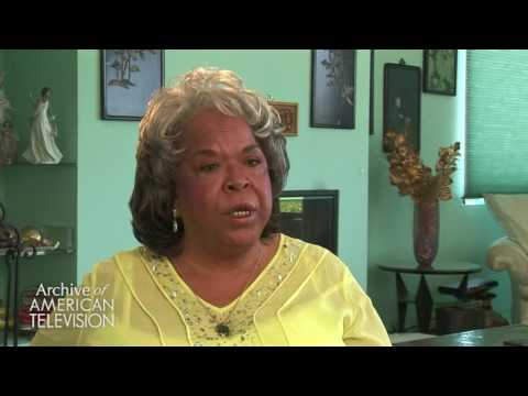 """Della Reese on guest hosting """"The Tonight Show Starring Johnny Carson"""""""
