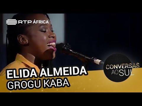 Elida Almeida - Grogu Kaba | Conversas ao Sul | RTP África