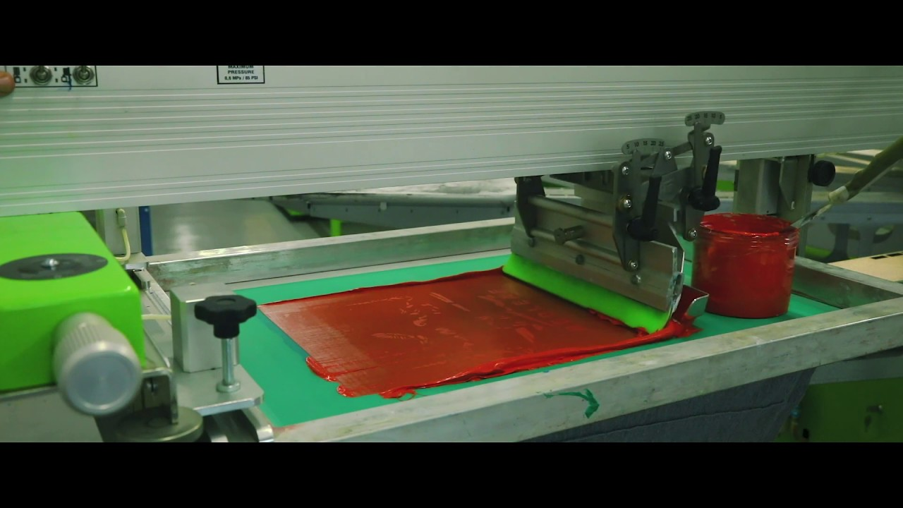 Printeez Screen printing