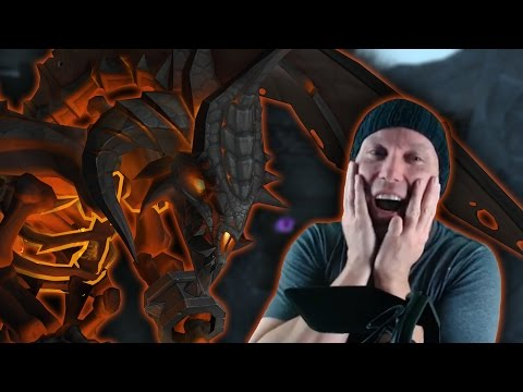 THE HIDDEN BOSS - Return to Karazhan Nightbane Speedrun 7.1 (PART 2) - WoW Legion Dungeons