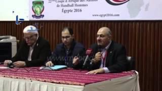 نائب رئيس الاتحاد الأفريقى لكرة اليد: نفتخر بتنظيم مصر للبطولة
