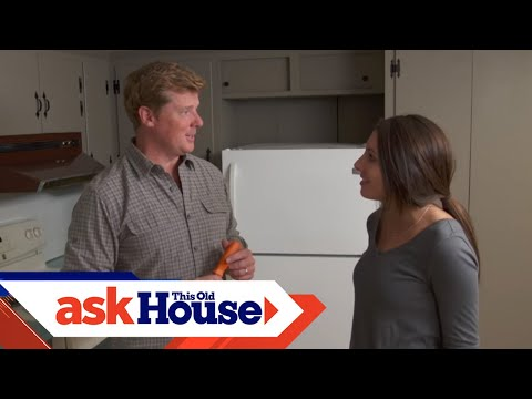 How To Update A Kitchen With Paint | Ask This Old House