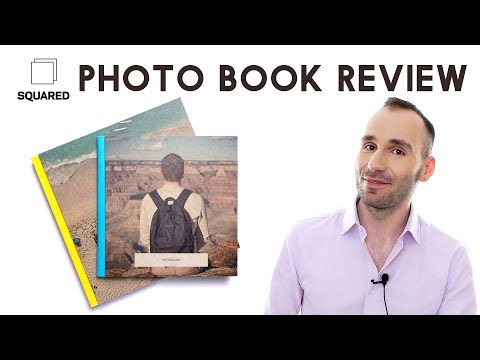 Squared - Photo Book Review