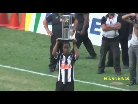 Ronaldinho  Special Tribute  Atlético Mineiro . Best Football Tricks & Skills.