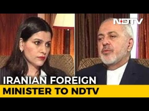 """""""Taliban's Role In Afghanistan Shouldn't Be Dominant"""": Iran Foreign Minister To NDTV"""