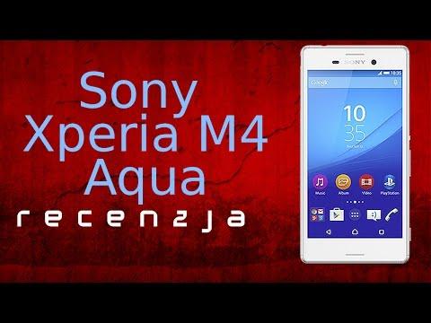 Recenzja Sony Xperia M4 Aqua | Test PL [Mobileo #116]