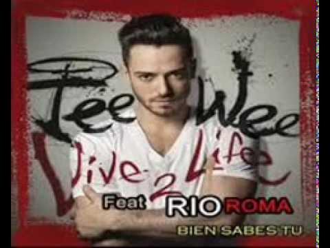 Pee Wee y Rio Roma- Bien Sabes TU (pista-karaoke)