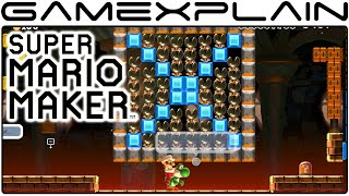 Cool Bits Castle  - Super Mario Maker Level Showcase