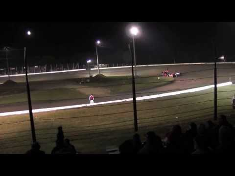 Deer Creek Speedway USMTS Fall Jamboree 9 21 13 B Main #4