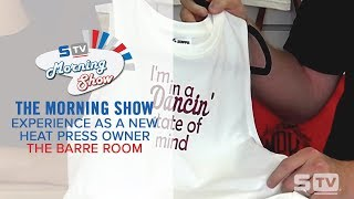 Experience as a New Heat Press Owner | Morning Show Ep. 133