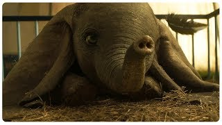 Baby Dumbo Blows Feather Scene - DUMBO (2019) Movie CLIP HD