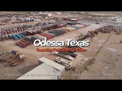 Odessa Big Public Auction
