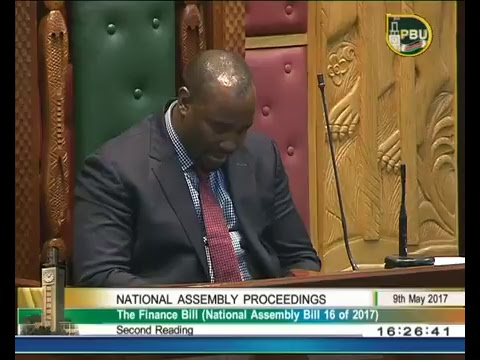 National assembly proceedings