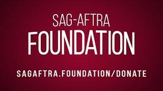 SAG-AFTRA Foundation 2017 Public Service Announcement
