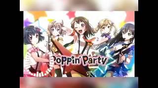 【バンドリ!】夏のドーン!(歌詞入り fullver.)