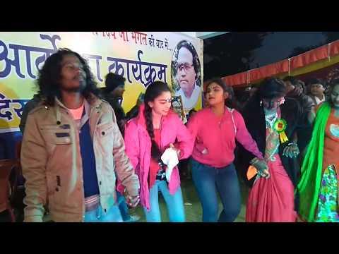 Kavi Kishan,  Rupa stage program Jaspur by Sargam gruop
