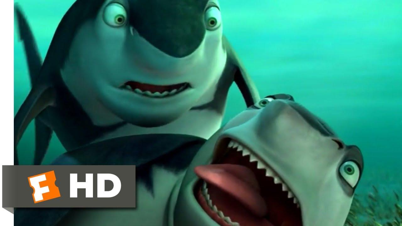 Shark Tale 2004 Frankie Dies 6 10 Movieclips Youtube