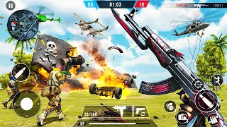 US Army Counter Attack - FPS Shooting Game - Android GamePlay