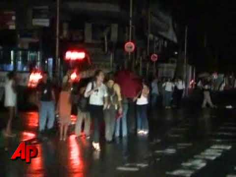 Lights Back on in Brazil After Hours of Darkness