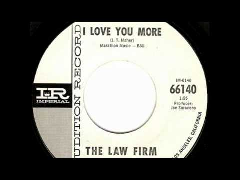 The Law Firm - I Love You More - Michael Z. Gordon
