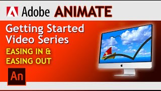 Adobe Animate! Learn about Easing in and Easing Out