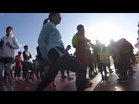 Kyoto Marathon 2016 京都馬拉松