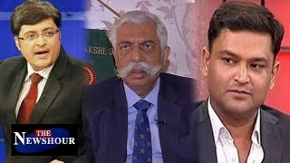 How to Deal With Pro-Pakistanis & Anti-Indian's: The Newshour Debate - (26th July 2016)