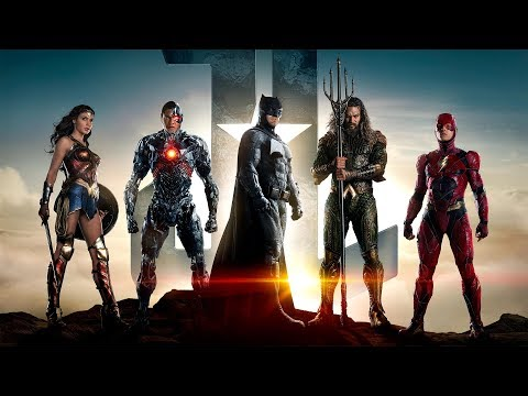 Justice League - Comic-Con Sneak Peek