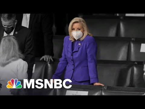 Liz Cheney May Lose GOP Leadership Role For Refusing To Lie   The 11th Hour   MSNBC